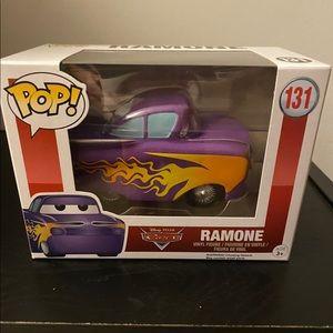 Ramone Cars Funko Pop